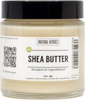 Raw Shea Body Butter - 250 ml