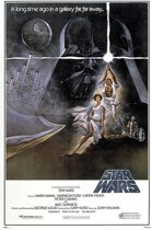 Star Wars-Episode IV-A New Hope-Poster-61x91.5cm.