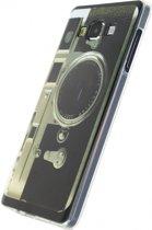 Xccess TPU Case Samsung Galaxy A7 Retro Camera