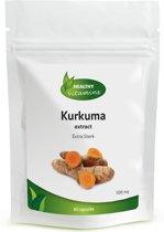 Kurkuma extract capsules (Curcuma C3 longa)  met zwarte peper