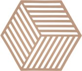 Zone Denmark Hexagon onderzetter - huidskleur