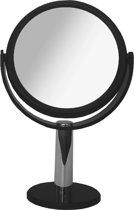 Make-up spiegel op voet (10x vergrotend)