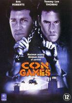 Con Games (dvd)