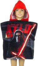 Star wars badponcho Rood