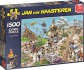 Jan van Haasteren Tour de France 1500