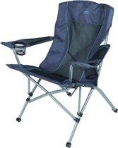 Camp Gear Vouwstoel Premium Grijs