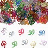 Tafelconfetti 50 Jaar 1cm 600 stuks