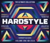 Hardstyle The Ult Coll Vol 1 2018