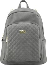 Isoki Luiertas Backpack Marlo Stone Grey Grijs