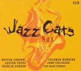 Jazz Cats Sax