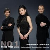 No 1: Piano Trios (Arensky, Rachmaninoff, Shostako
