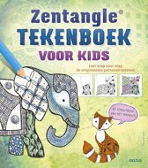 Zentangle tekenboek voor kids