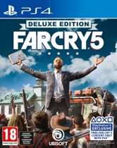 Far Cry 5 - Deluxe Edition - PS4