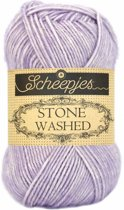 10 x Scheepjes Stone Washed - 818 Lilac Quartz