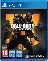 Cover van de game Call of Duty: Black Ops 4 - PS4