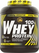 All Stars 100% Whey Protein 2350 Gram -Cookie and Cream