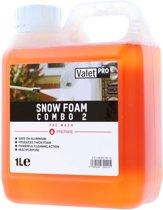 ValetPro Snow-Foam Combo 2 1L