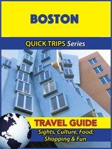 Boston Travel Guide (Quick Trips Series)