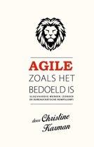 Agile zoals het bedoeld is