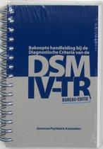 Beknopte handleiding bij de diagnostische criteria van de DSM-IV-TR