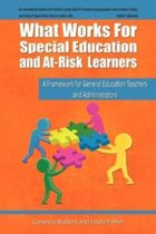 What Works for Special Education and At-Risk Learners