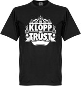 In Klopp We Trust T-Shirt - L