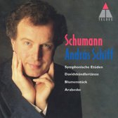 Schumann: Symphonische Etuden, etc / Andras Schiff