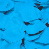 Luxe rozenblaadjes Lichtblauw