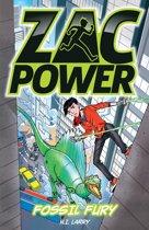 Zac Power Fossil Fury