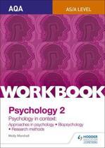 AQA Psychology for A Level Workbook 2
