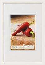 Walther Peppers - Fotolijst - Fotomaat 50x70 cm - Polar Wit