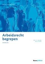 Omslag van 'Recht begrepen - Arbeidsrecht begrepen'