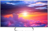 Panasonic TX-65EX700E 65'' 4K Ultra HD Smart TV Wi-Fi Zwart, Zilver LED TV
