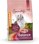 Fokker kat country balance vlees & vis kattenvoer 2,5 kg