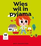 Mo's Daughters Wies - Wies wil in pyjama