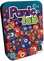 Panic Lab - Kaartspel