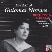 Art of Guiomar Novaes Beethoven Sonatas