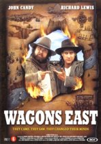 Wagons East (dvd)