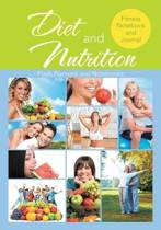 Diet and Nutrition Fitness Notebook and Journal