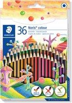 Afbeelding van Noris colour kleurpotlood - set 36 st