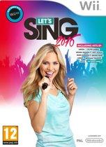 Lets sing 2016 UK