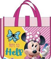 Disney Strandtas En Mat Minnie Mouse 150 Cm Roze Meisjes