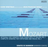 Mozart: Complete Sonatas For F