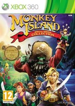 Tales of Monkey Island - Special Edition Collection /X360