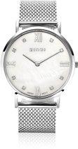 Zinzi Watches Roman horloge  - Zilverkleurig