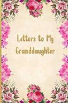 Letters To My Granddaughter