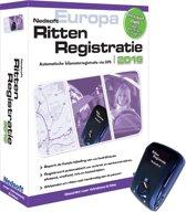 Nedsoft RittenRegistratie 2016 met GPS - Nederlands