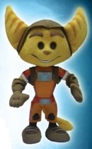 Ratchet and Clank All 4 One Pluche Ratchet
