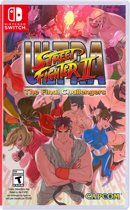 Ultra Street Fighter 2: The Final Challengers - Switch