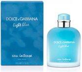 Dolce & Gabbana Light Blue Eau Intense Pour Homme - 200 ml - Eau de Parfum